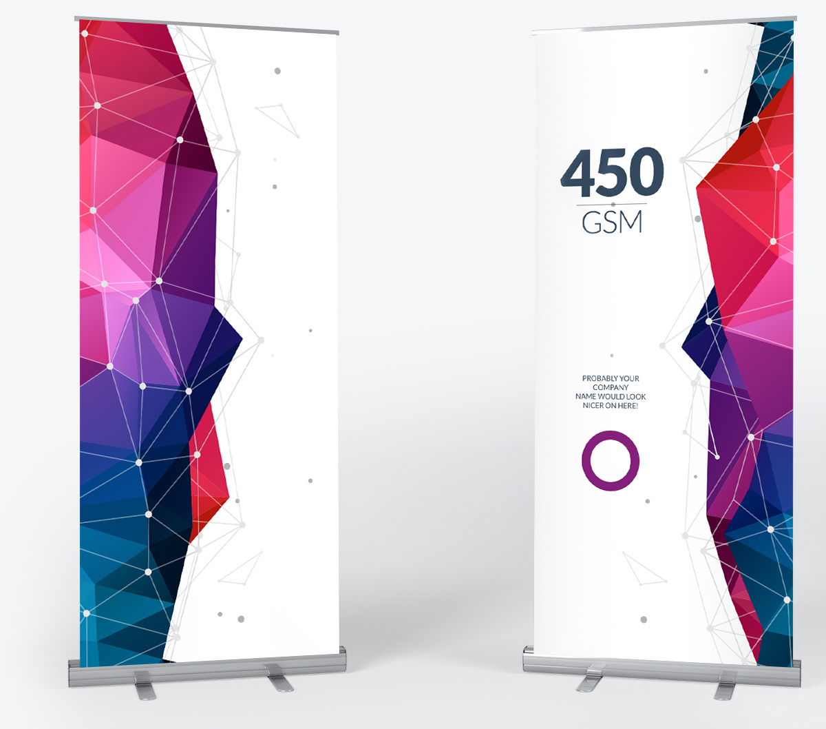 Advertising Pull Up Banners